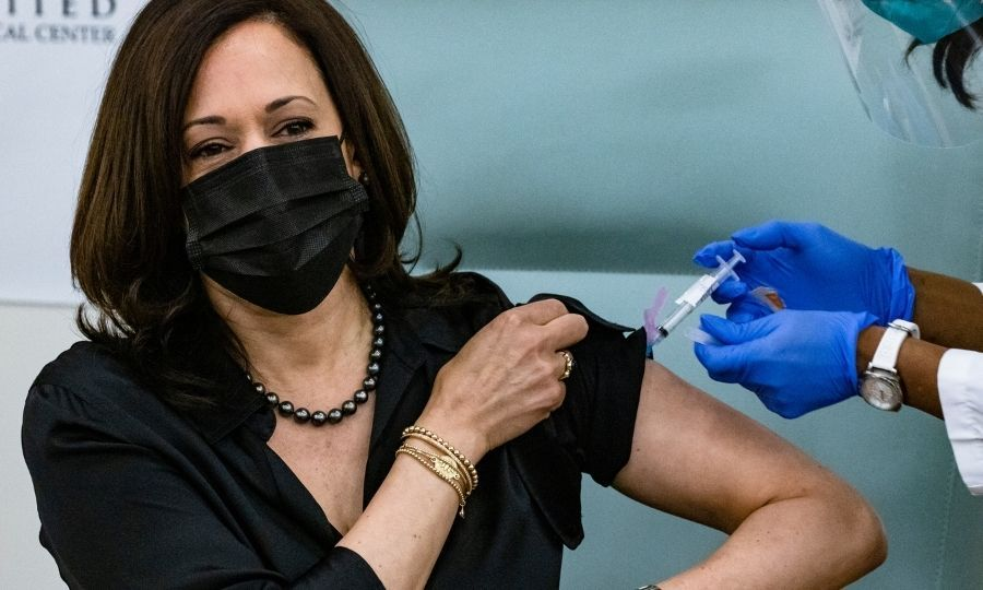 <h2>Kamala Harris</h2>