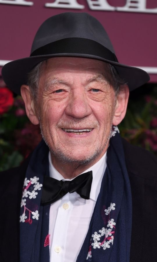 <h2>Sir Ian McKellen</h2>