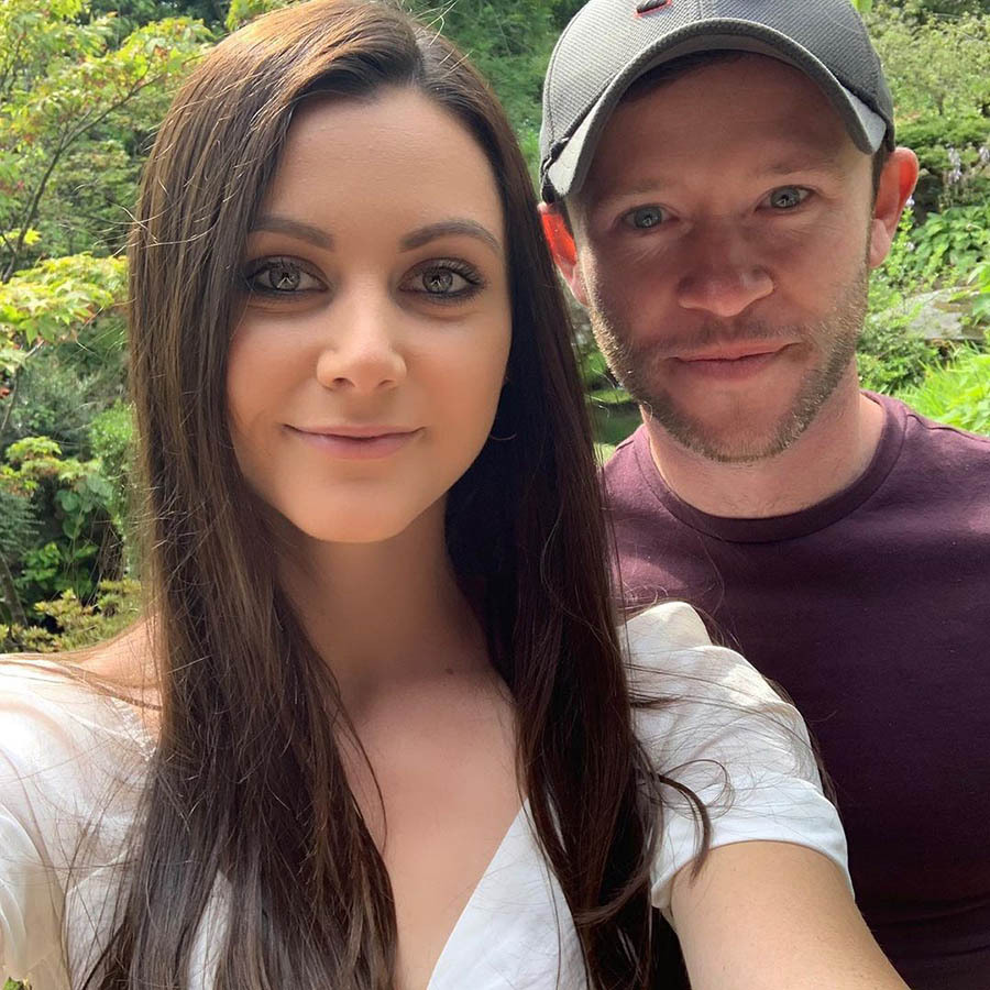 <h2>Devon Murray and Shannon McCaffrey Quinn</h2>