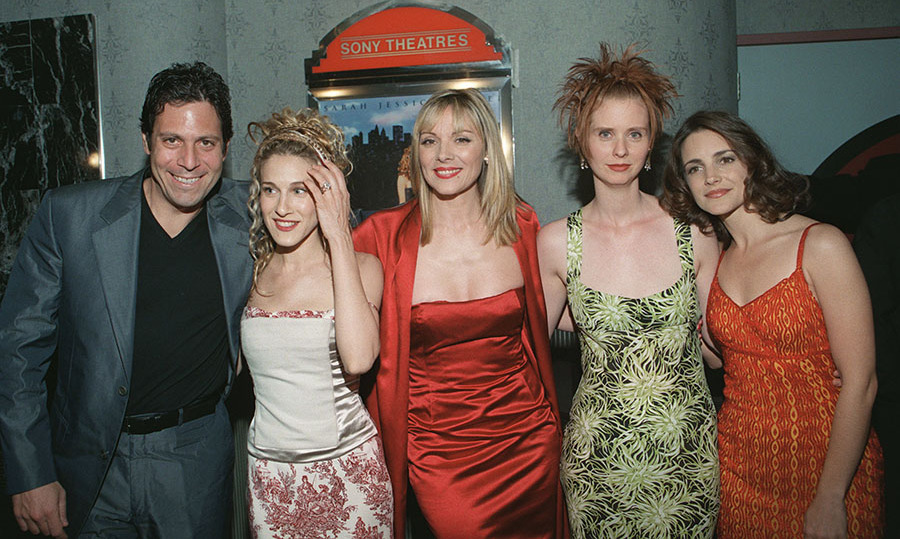 <h2>HBO Evening for <em>Sex and the City</em>, 1998</h2>