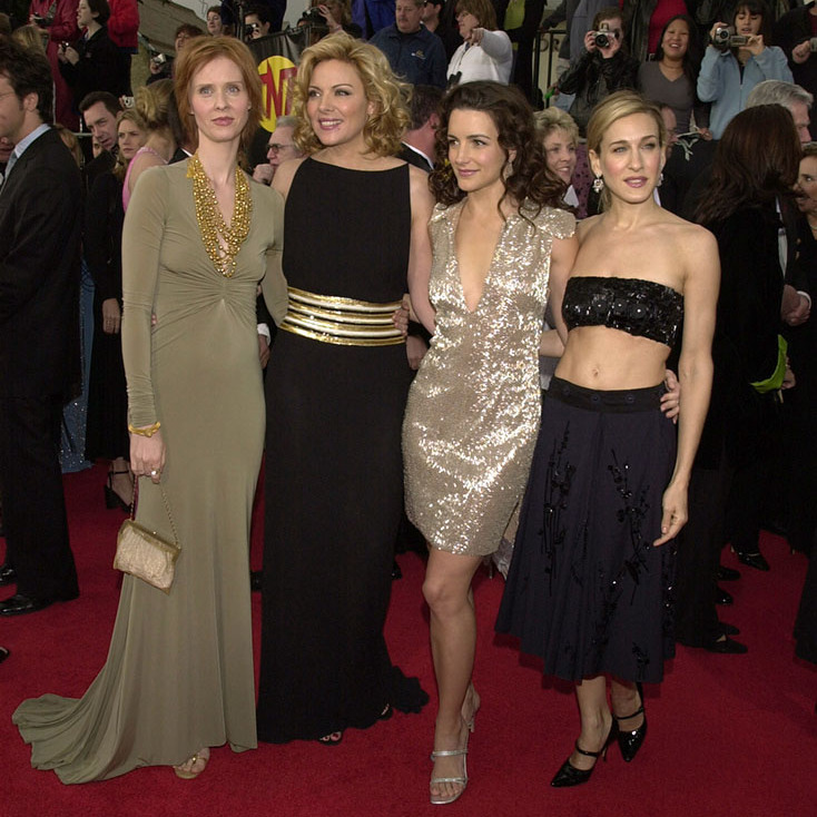 <h2>SAG Awards, 2001</h2>