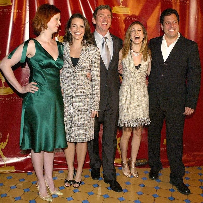 <h2>Behind the Scenes of <em>Sex and the City</em>  Panel Discussion, 2004</h2>