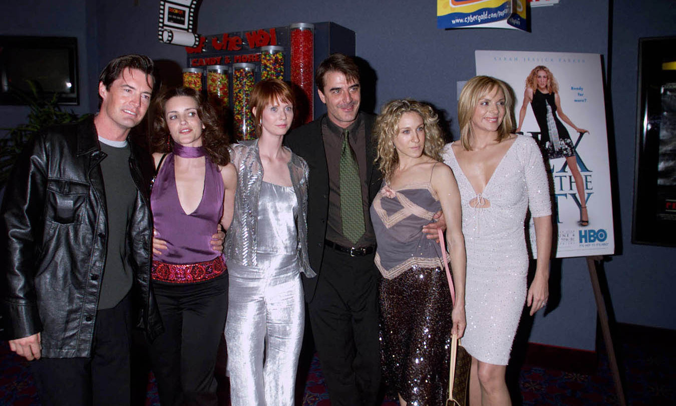 <h2><em>Sex and the City</em>  Third Season Premiere, 2000</h2>