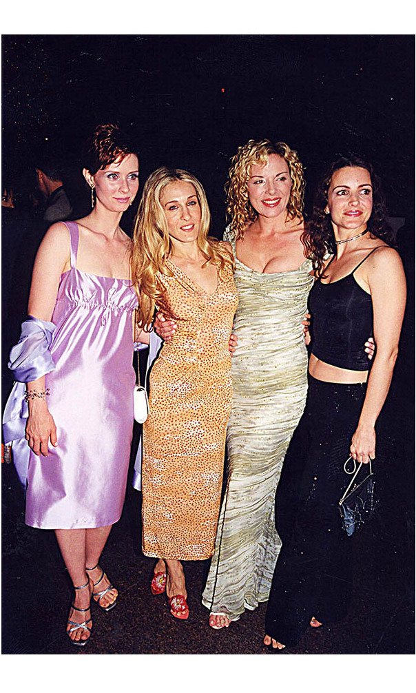 <h2><em>Sex and the City</em>  Party, 1999</h2>