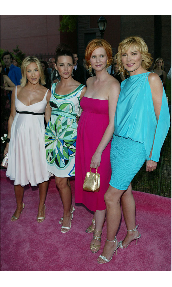 <h2><em>Sex and the City</em>  Fifth Season World Premiere, 2002</h2>