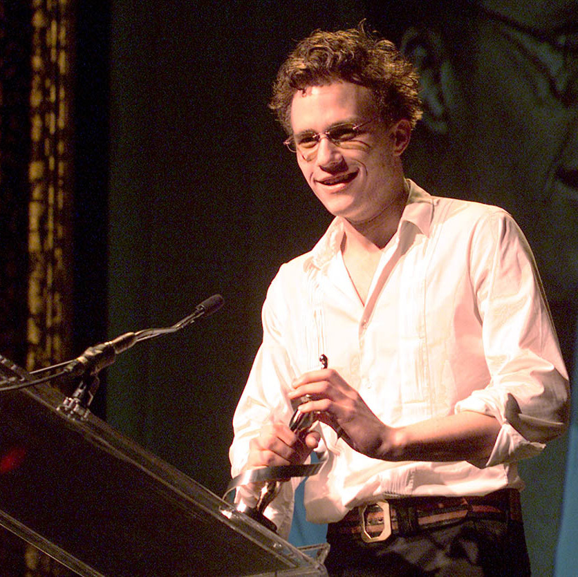 <h2>ShoWest Awards win, 2001</h2>