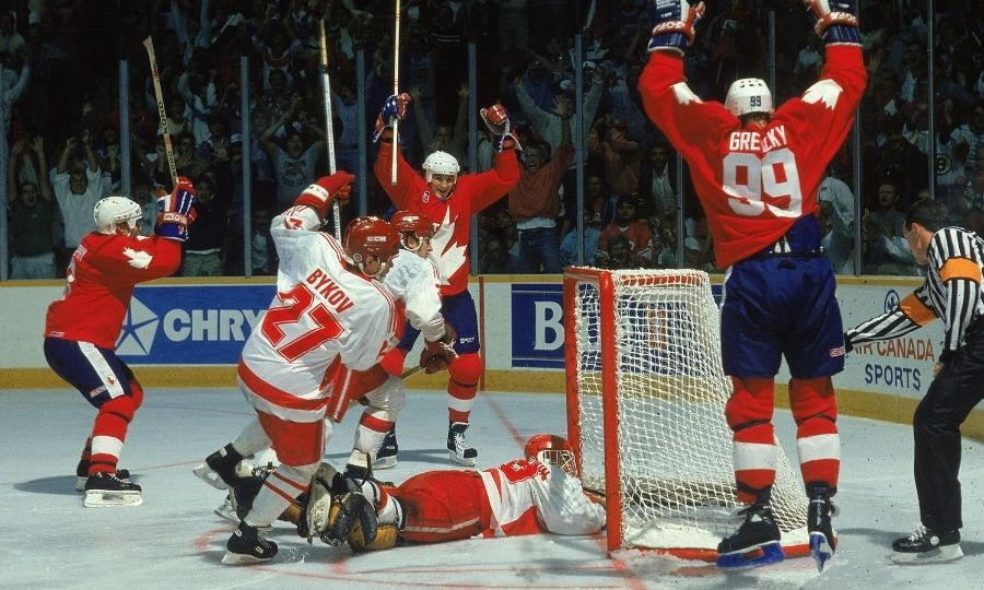 <h2>Canada Cup glory</h2>