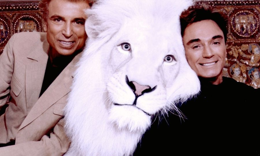 <h2>Siegfried Fischbacher</h2>