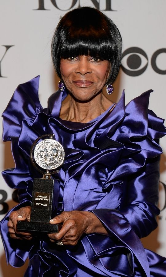 </h2>Cicely Tyson</h2>