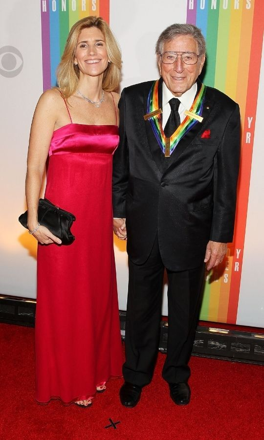 Tony and Susan at the 2013 Kennedy Center Honors gala in Washington, D.C. Photo: © Paul Morigi/WireImage