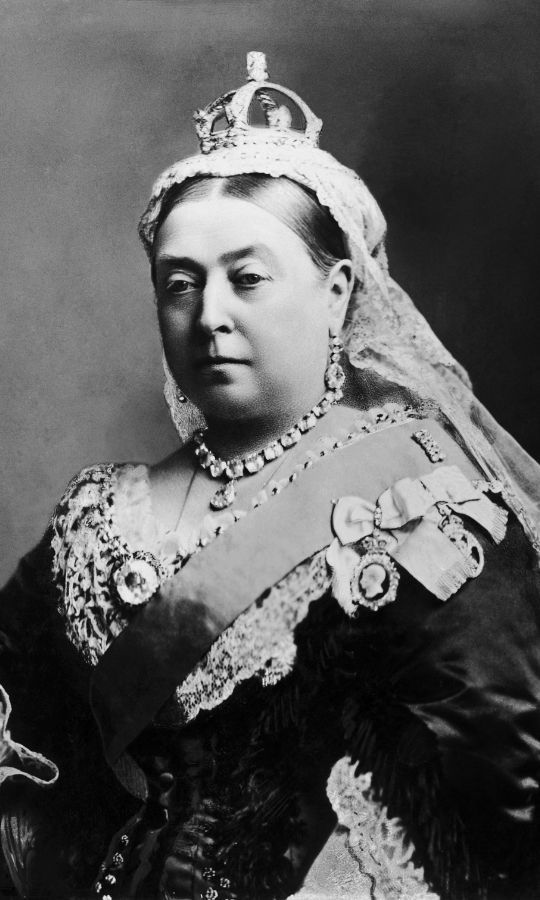Queen Victoria in 1887. Photo: © Hulton Archive/Getty Images