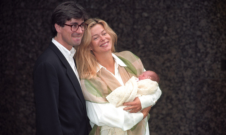 <h2>Lady Helen Taylor and Tim Taylor</h2>