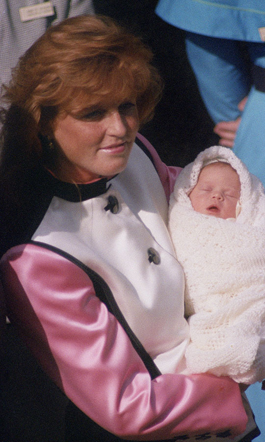 <h2>Sarah Ferguson and Prince Andrew</h2>