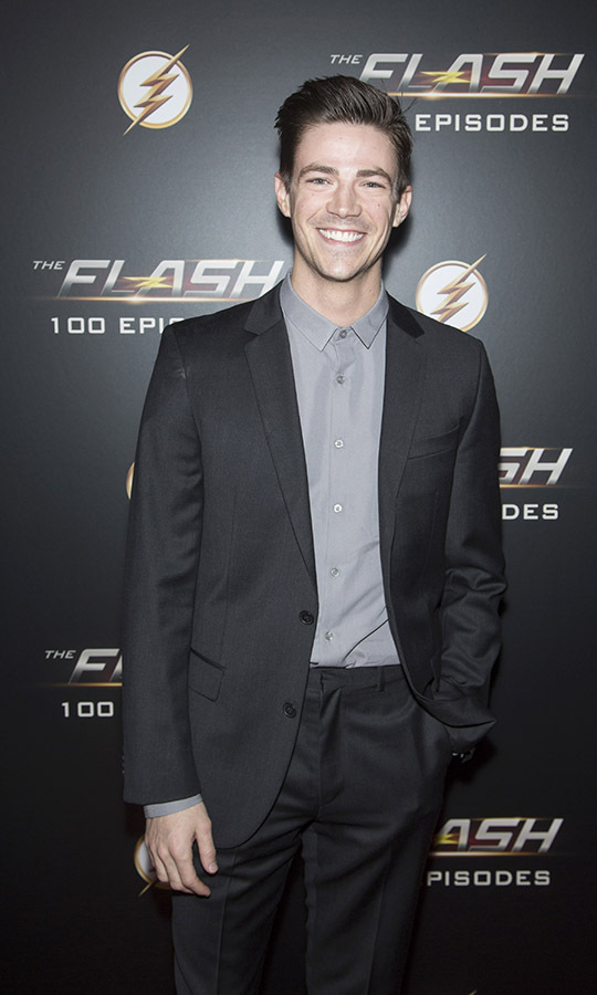 <h2>Grant Gustin</h2>