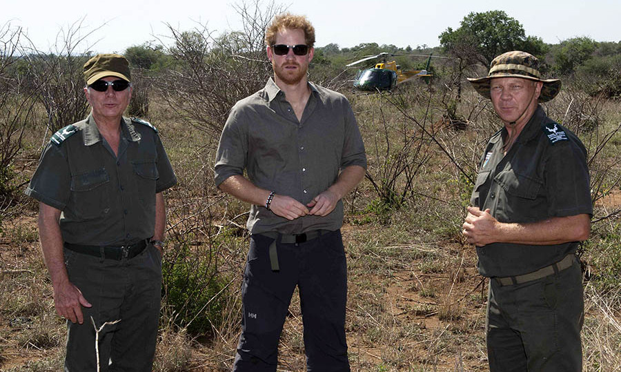 <h2>Rhino Conservation Botswana (RCB)</h2>