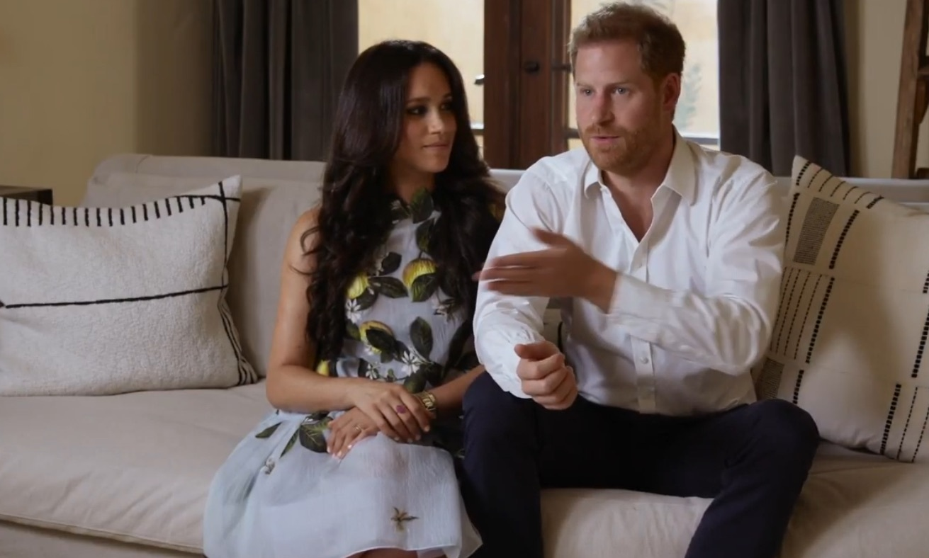 Meghan and Harry made a surprise appearance on Feb. 22, when they were featured in a special Spotify event. The couple discussed their incredible goals with their <i>Archewell Audio</i> podcast, in which they said they want to highlight voices that aren't typically heard in the mainstream media and give people a safe space to express themselves and feel understood.