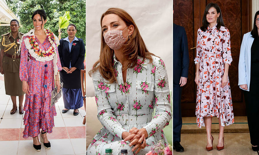 "Flower power! Nothing says spring like flowers – or a floral pattern! These royal style stars have taken floral prints and added their own twists. With the arrival of spring, celebrate some of <a href=""/tags/0/queen-maxima/""><strong>Queen Máxima</strong></a>, <a href=""/tags/0/kate-middleton/""><strong>Duchess Kate</strong></a> and <a href=""/tags/0/queen-letizia/""><strong>Queen Letizia</strong></a>'s best floral moments.