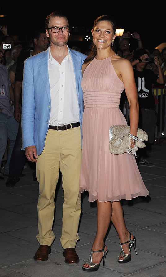 <a href=/tags/0/prince-daniel><strong>Prince Daniel</strong></a> and <a href=/tags/0/crown-princess-victoria><strong>Crown Princess Victoria</strong></a> of Sweden were also at the cocktail party in Spetses.