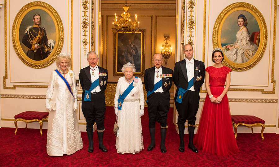 Prince Philip always looked at ease in even the most formal outfits.