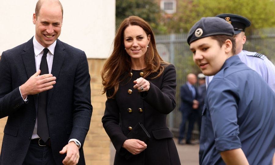 On April 21, <strong><a href=/tags/0/prince-william>Prince William</a></strong> and <Strong><a href=/tags/0/kate-middleton>Duchess Kate</a></strong> stepped out for the first time since they attended <Strong><A href=/tags/0/prince-philip>Prince Philip</a></strong>'s April 17 <A href=https://ca.hellomagazine.com/royalty/02021041759903/prince-philip-funeral-photos><strong>funeral</a></strong> at St George's Chapel, Windsor.