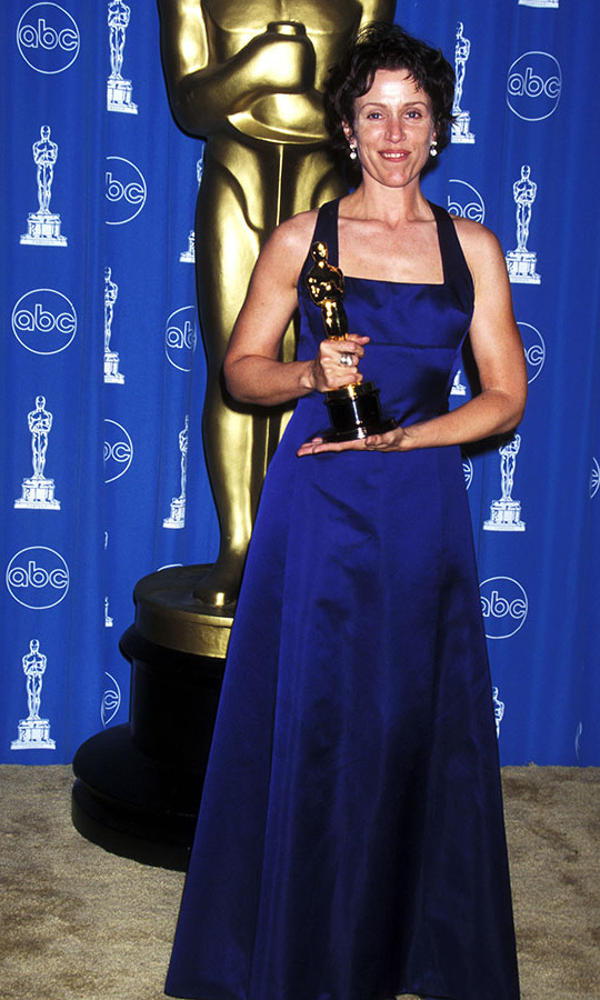<h2>Frances McDormand, 1997</h2>