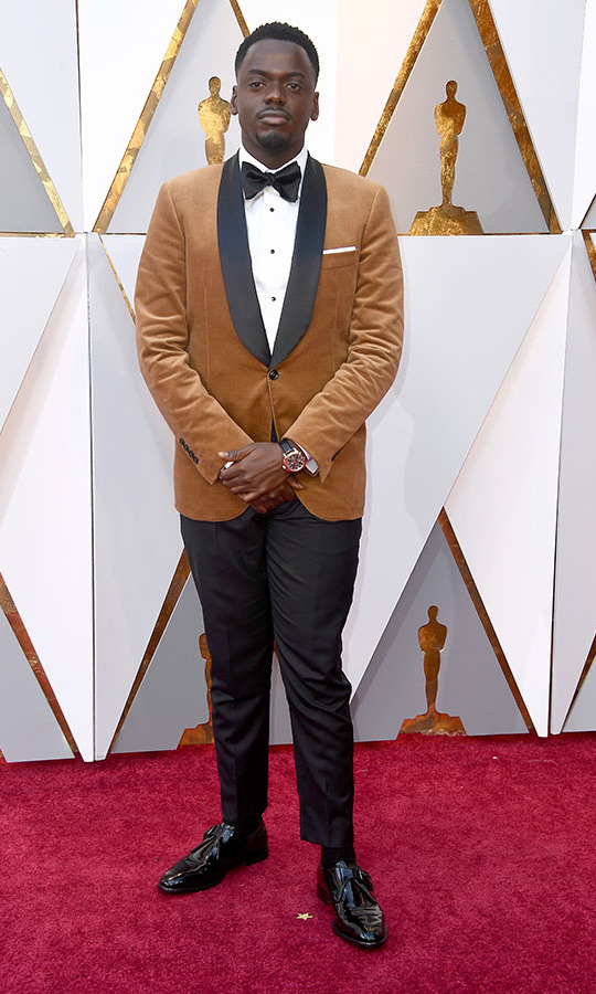 <h2>Daniel Kaluuya, 2018</h2>