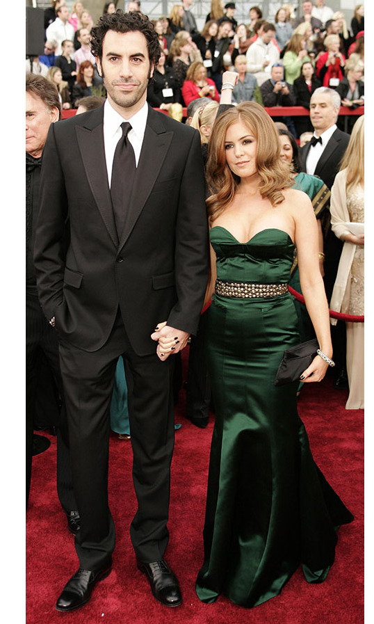 <h2>Sacha Baron Cohen, 2007</h2>