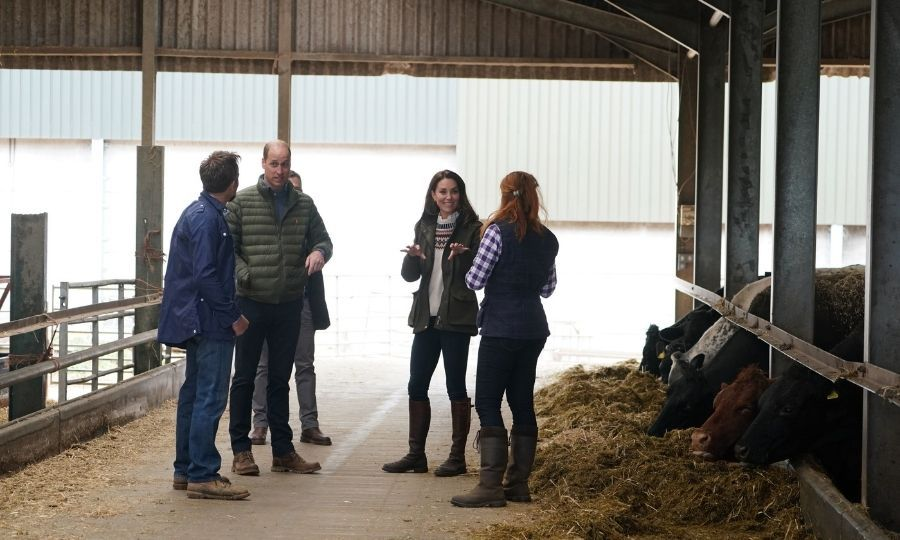 Kate and William spoke with Clare and Stewart about protecting the health and welfare of their livestock and improving productivity while farming sustainably. They also discussed how <strong><a href=/tags/0/covid-19>COVID-19</a></strong> has affected their mental health and how they've been balancing homeschooling with their work. 