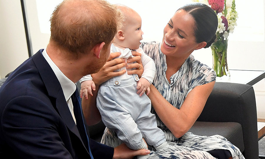 The little boy looked so happy and intrigued!
