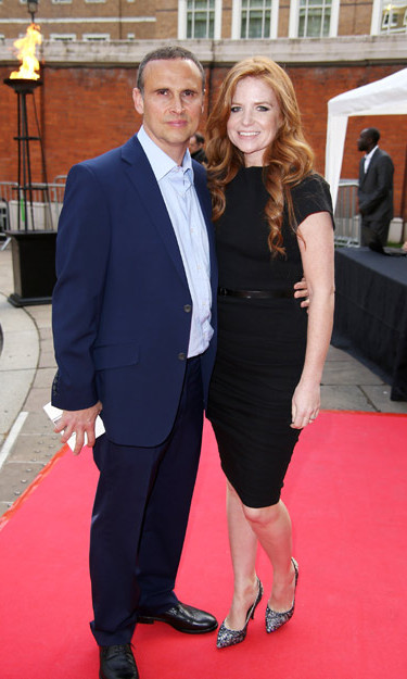 'EastEnders' star Patsy Palmer and her husband