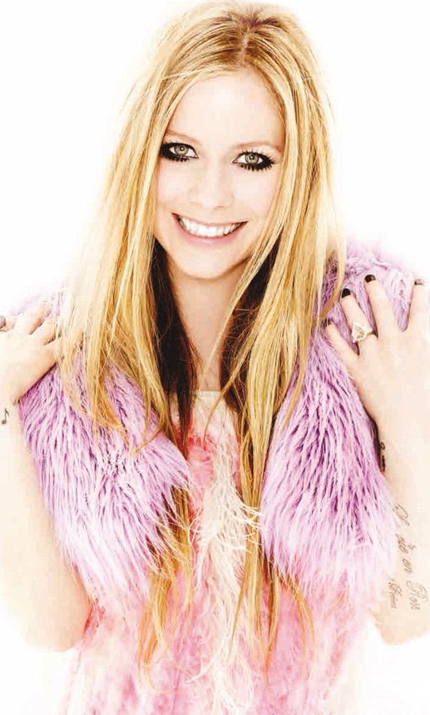 Avril lavigne chad kroger age difference dating 7