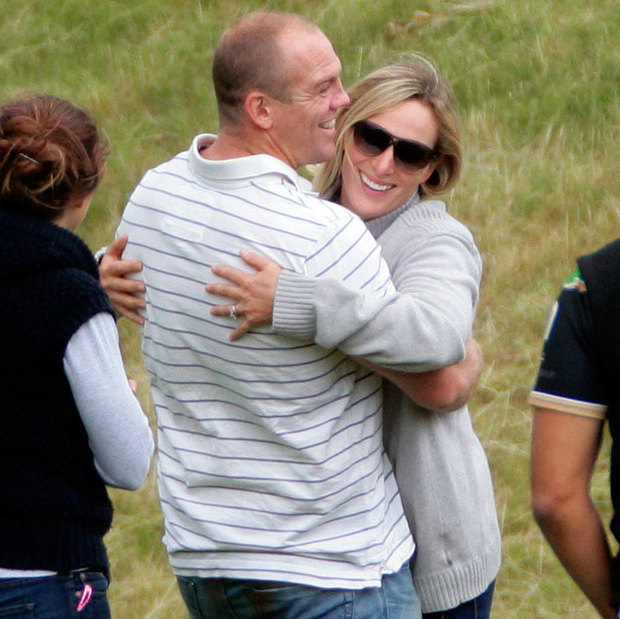 Zara Phillips Pregnant With Her First Child