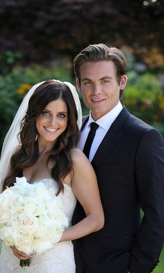 World Exclusive Kevin Zegers Romantic Wedding Details