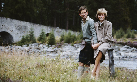 Years later Prince Charles and Princess Diana stayed there on their honeymoon.