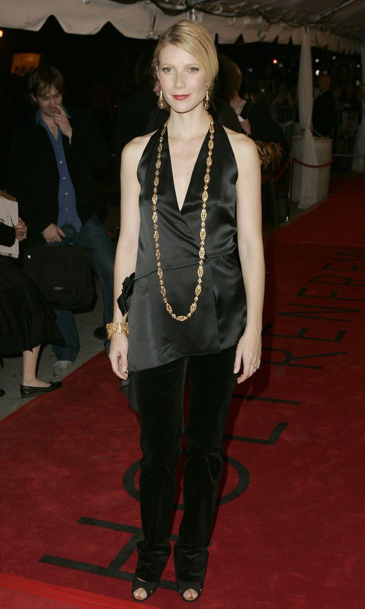 "Gwyneth Paltrow premieres ""Proof"" at Roy Thompson Hall during the 2005 Toronto International Film Festival."