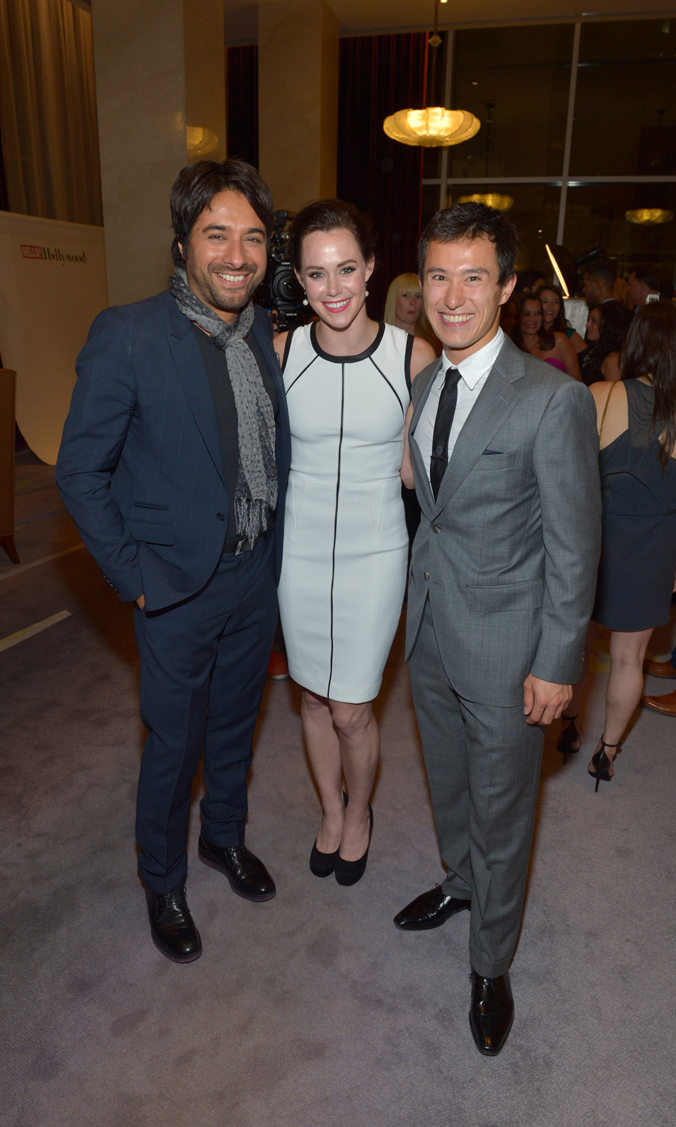 Hello! Hollywood TIFF party sizzles with Canada's finest ...