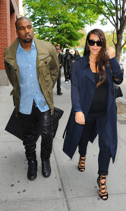 and Kanye West reunite to inspect their $11-million dream home