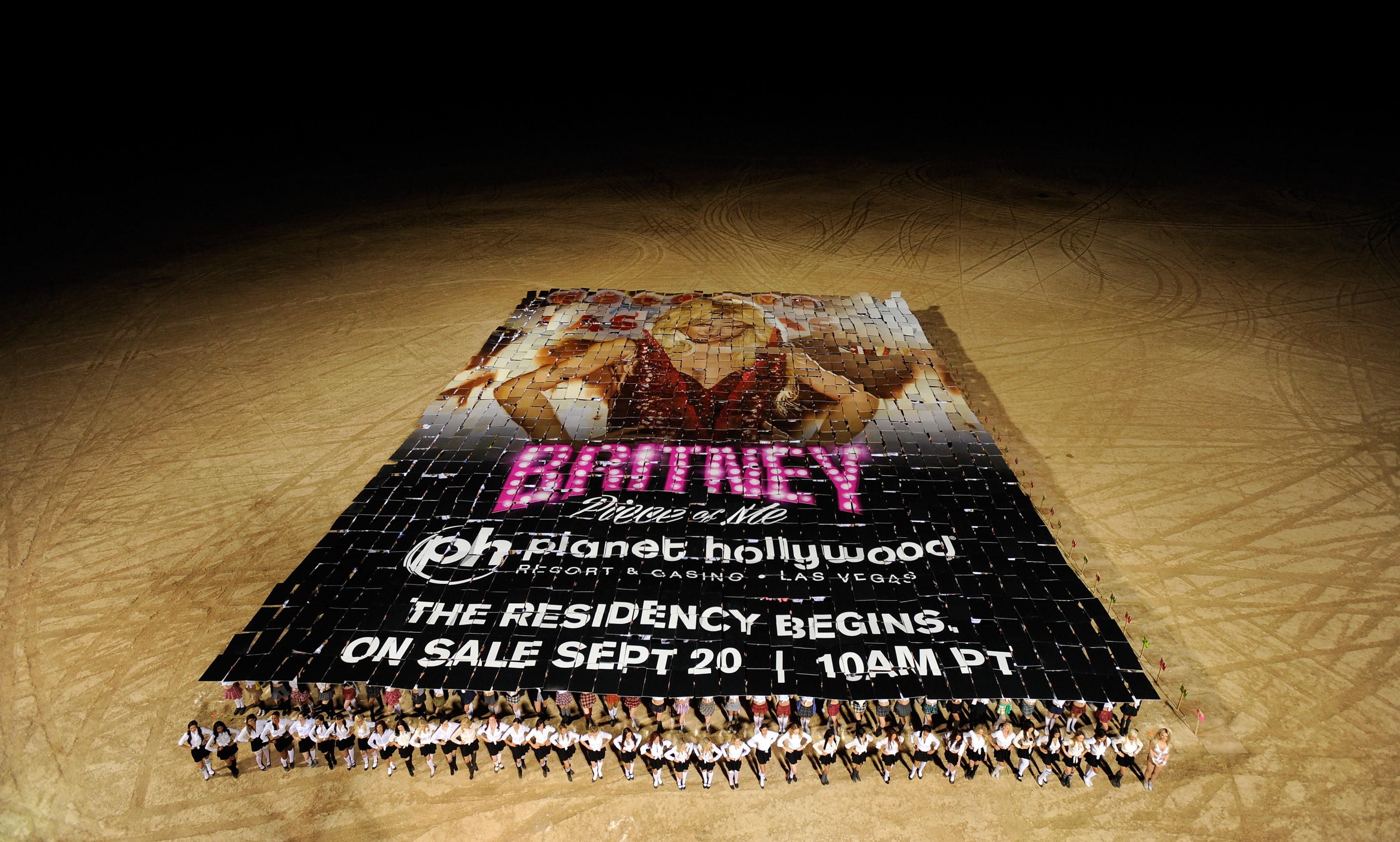 Britney Spears Lands Las Vegas Residency At Planet Hollywood Hello Canada