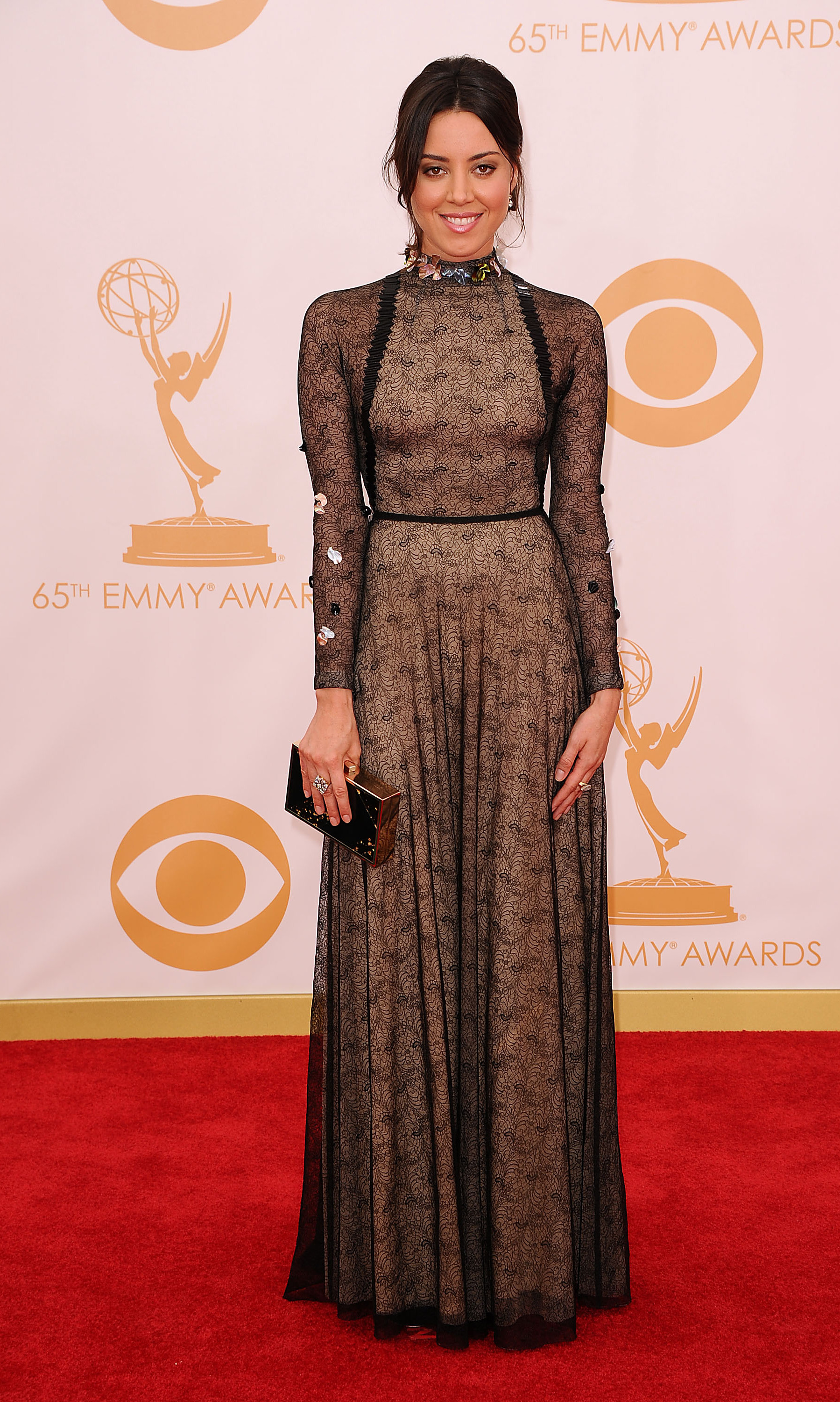 Best Emmy Awards Style Daring Details That Caught Our Eye Hello