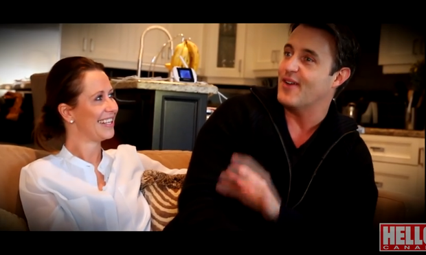 Video Ben And Jessica Mulroney Talk Travelling With Kids And Losing Their Cool on oscar presenters