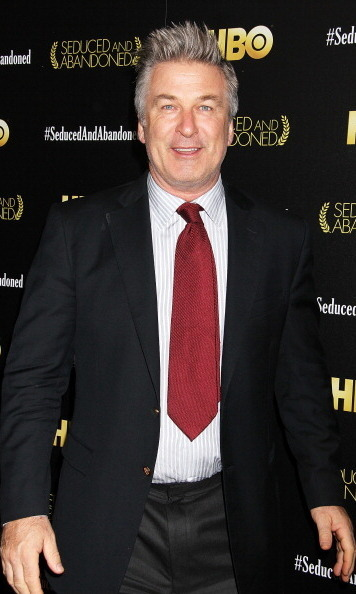 Alec Baldwin is denying claims that he yelled homophobic slurs at a paparazzo last week.
