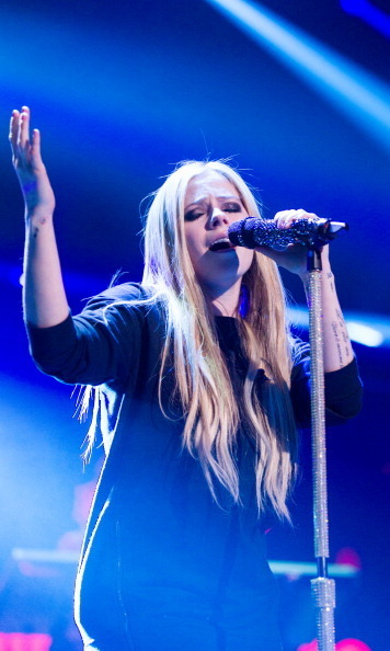 "Avril's powerful performance was rated ""greatest Q102 jingle ball performance"" ever on the radio station's website. The singer beat out Justin Biber and Lady Gaga for the top honour."