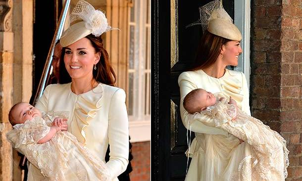 1. Your favourite story this year was, of course, the christening of adorable Prince George - like us, you were lapping up every detail of the big day. Not only was the baby boy cute as a button in his cream gown (with proud mom Kate in a stunning - and coordinated - Alexander McQueen number), but the intimate ceremony was further proof of the Duke and Duchess of Cambridge's modern intentions. LINK: https://ca.hellomagazine.com/royalty/2013102315240/kate-middleton-prince-wiliam-george-christening/