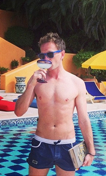 "While the rest of us are freezing our buns off in Canada, Neil Patrick Harris headed down to Mexico for a vacation. The 'How I Met Your Mother' star was determined to make the most of his holiday, sharing a series of photos to his Instagram account with fans. ""Last day of our Mexico adventure. Let's see just how many margaritas I can drink. Cheers!"" he tweeted on Monday."