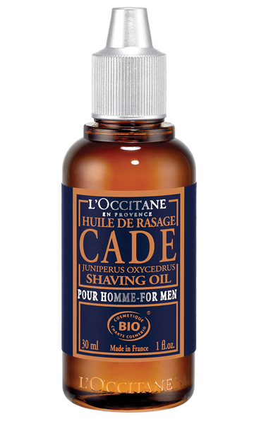 "CALVES: ""Avoid using foaming and heavily fragranced shaving gels, which can start to make your skin feel very itchy,"" says Dr. Skotnicki. The foaming action is created by ingredients called surfactants, which can strip the skin of its natural protective barrier. Instead, use a gentler formula or even a light lotion or oil to shave. L'Occitane En Provence Cade Shaving Oil ($24, ca.loccitane.com)"