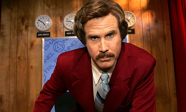 Will Ferrell keeps it classy on Reddit Ask Me Anything