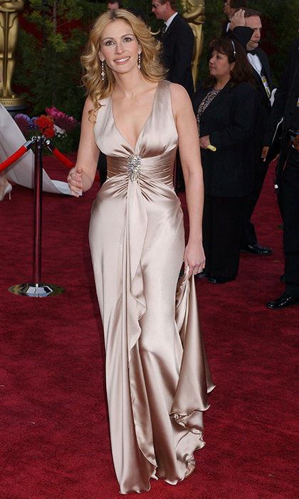 Julia Roberts' 6 best Oscar dresses