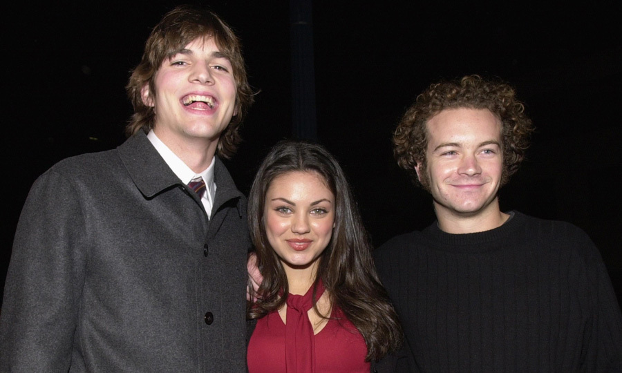 ashton kutcher and mila kunis when did they start dating