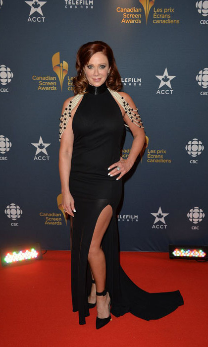 The Best Of The Red Carpet At The 2014 Canadian Screen