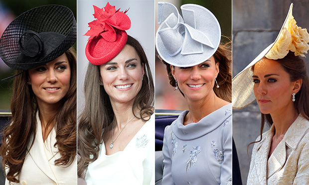 In Photos Kate Middleton S 22 Most Memorable Hats And